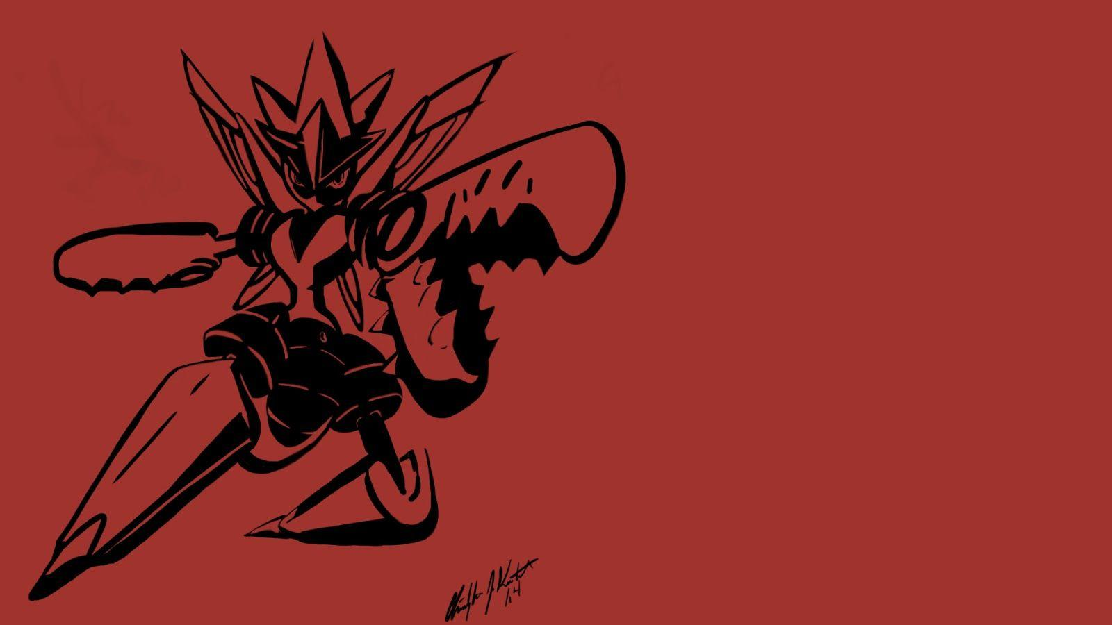 Wallpaper: Scizor Wallpapers
