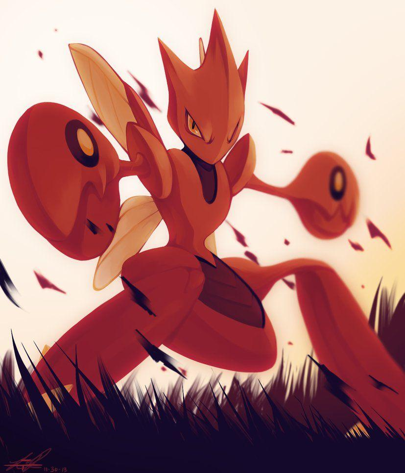 Day1 [BUG] Scizor by Rock