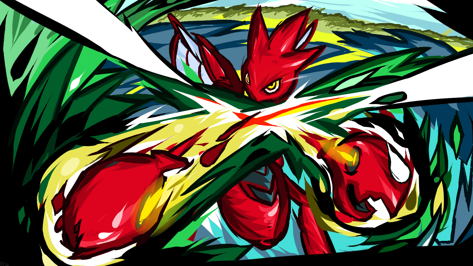 Scizor Wallpapers on WallpaperGet