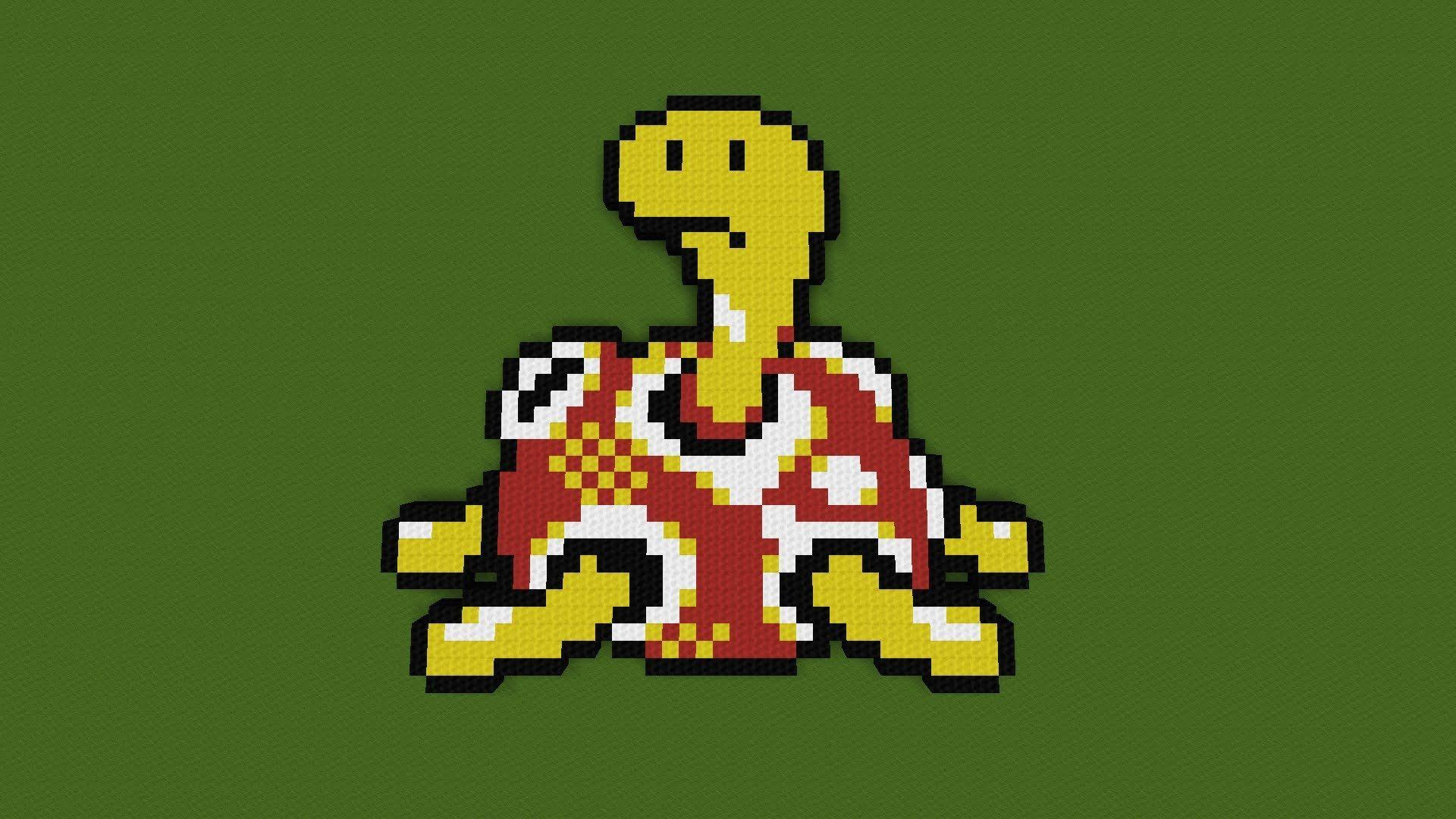 Shuckle Pixel Art Speed Build - By Ed | Ep1 - YouTube