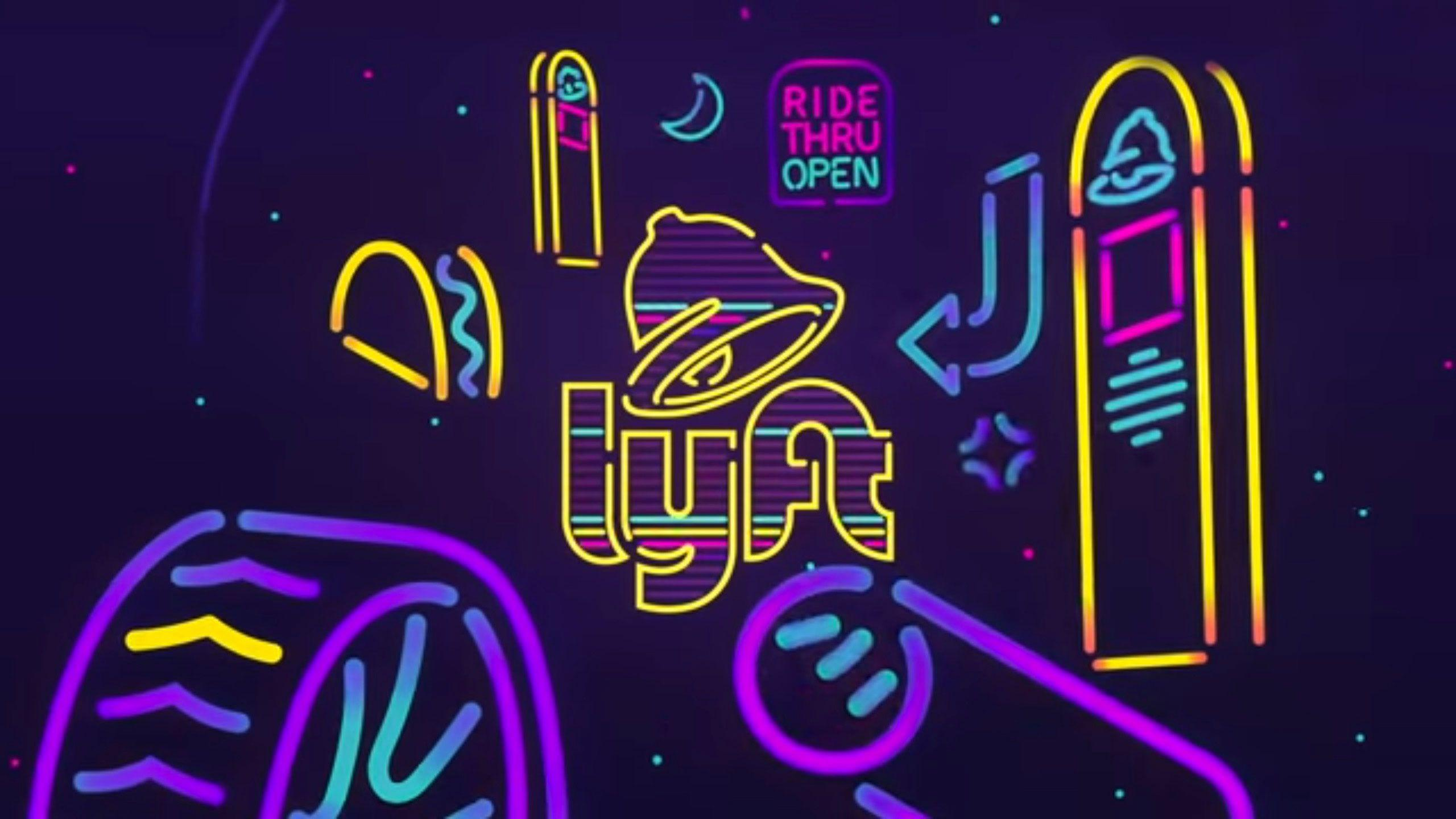 Lyft Brings Passengers to Taco Bell With New Taco Mode