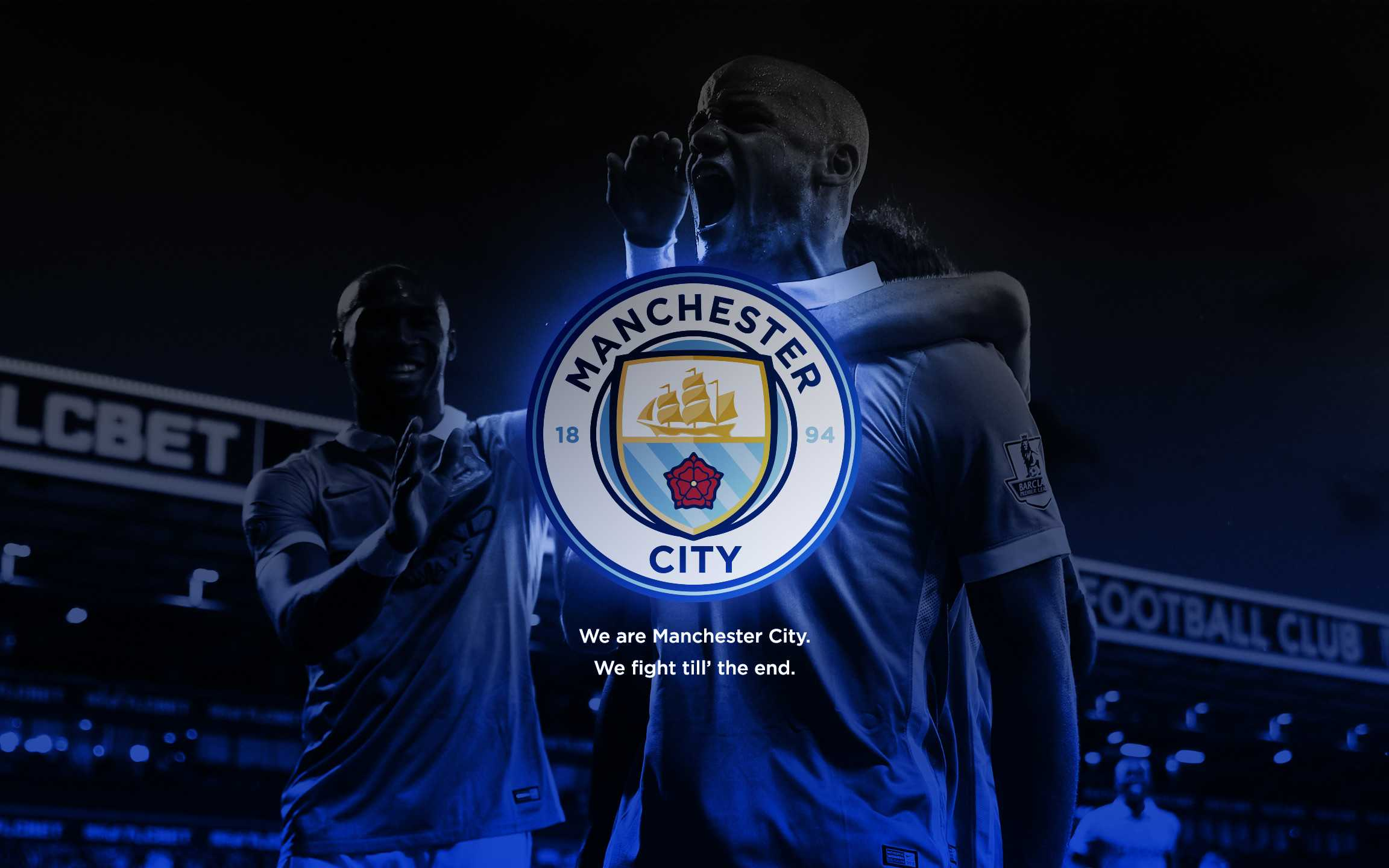Manchester City 2018 Wallpapers