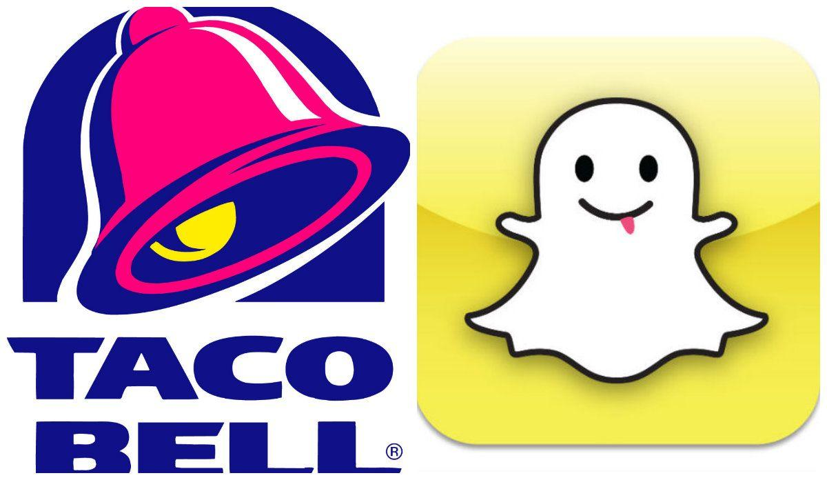 Taco Bell Using Snapchat | Advertising Women of New York