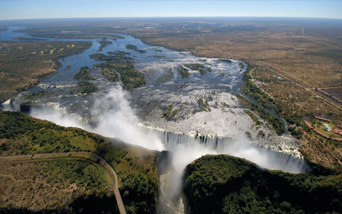 victoria falls wallpapers high resolution - Google Search | WONDERS ...