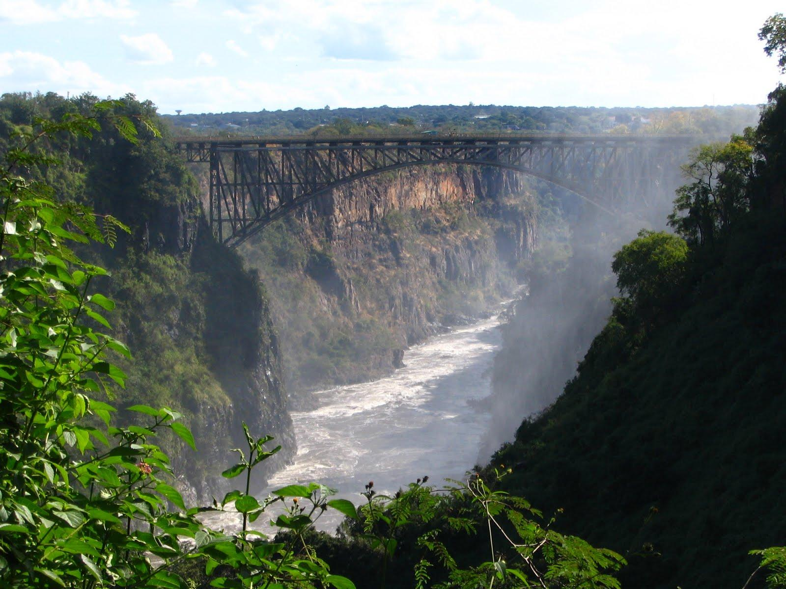 Amazing Victoria Falls Scenery Photos HD Wallpapers , Location ...