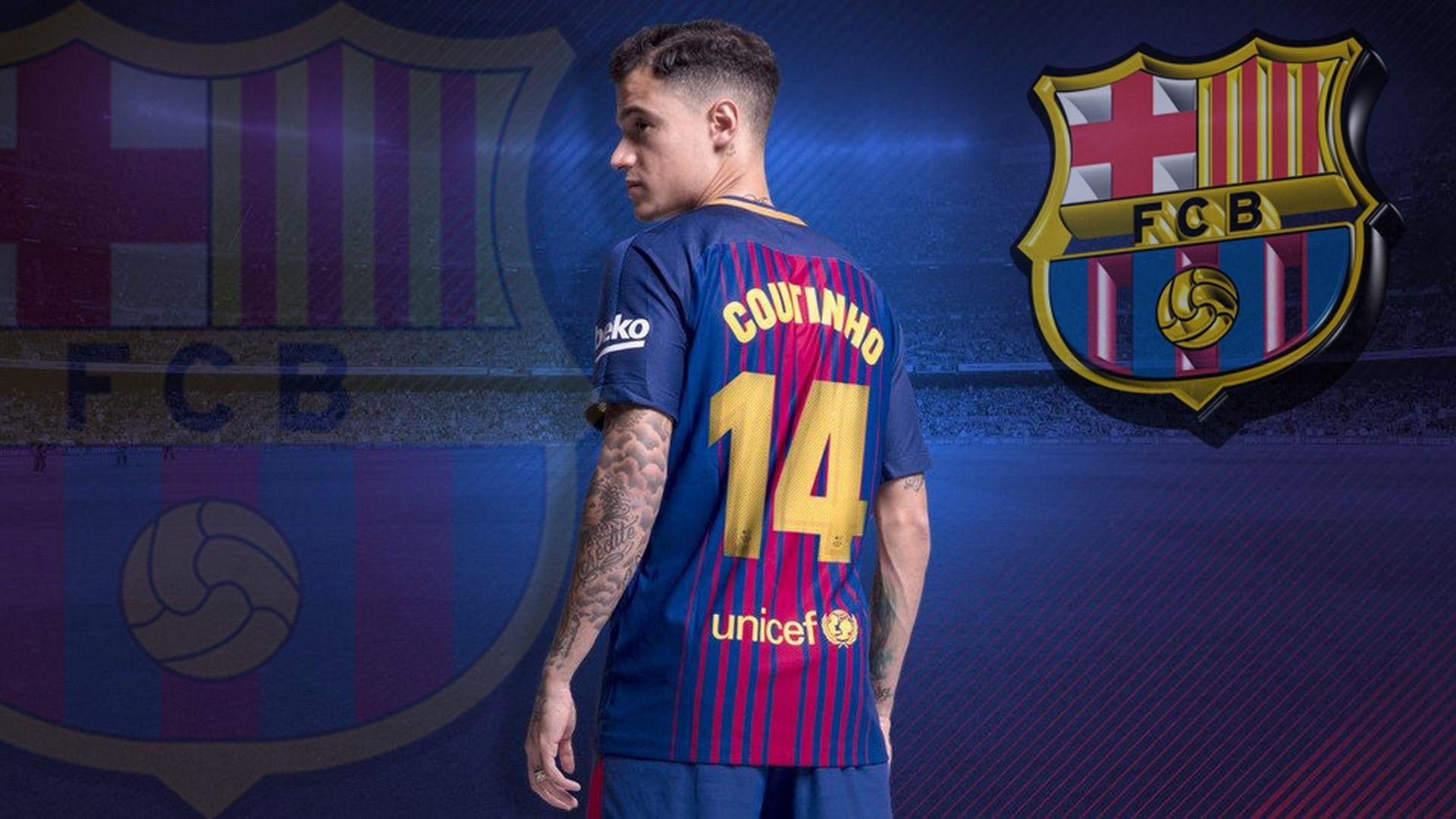 Coutinho 2018 Wallpapers