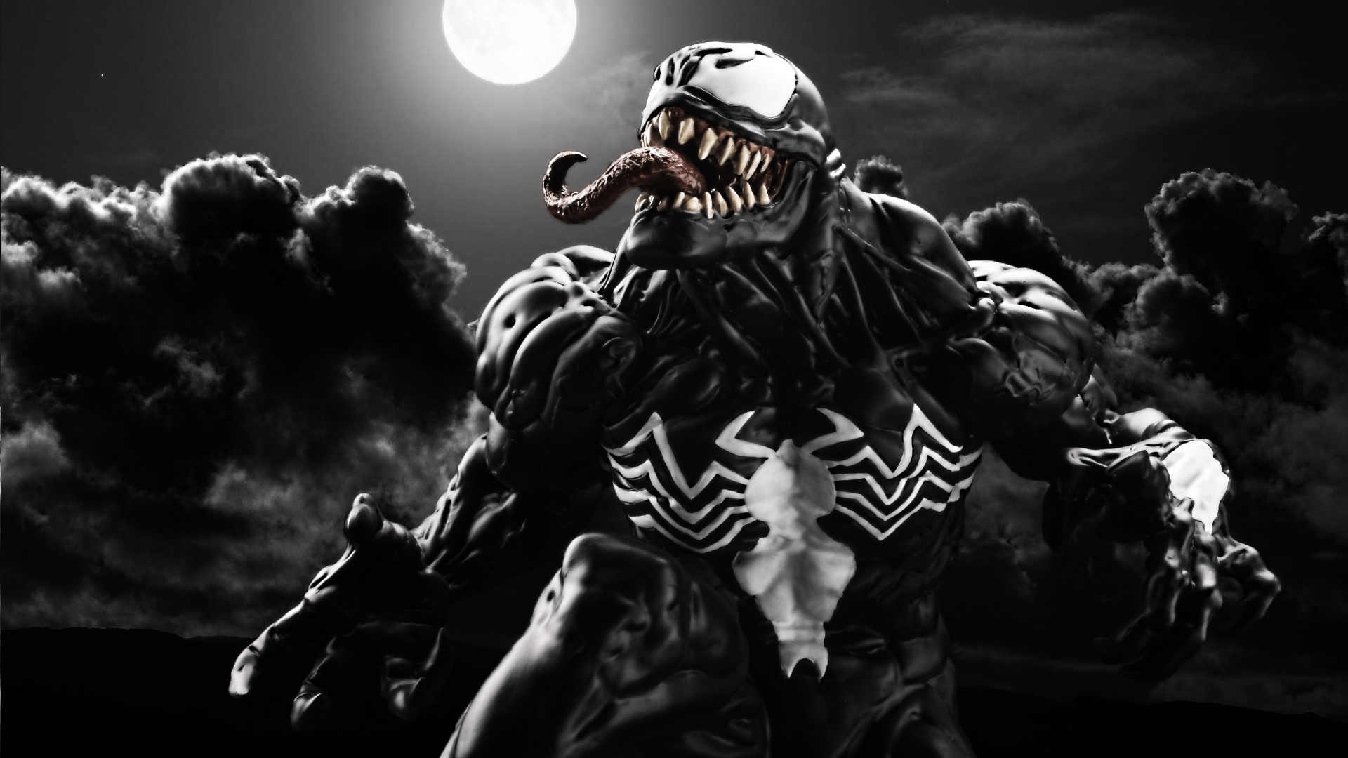 Venom Wallpaper Hd D Wallpapers Pinterest Venom D Wallpaper