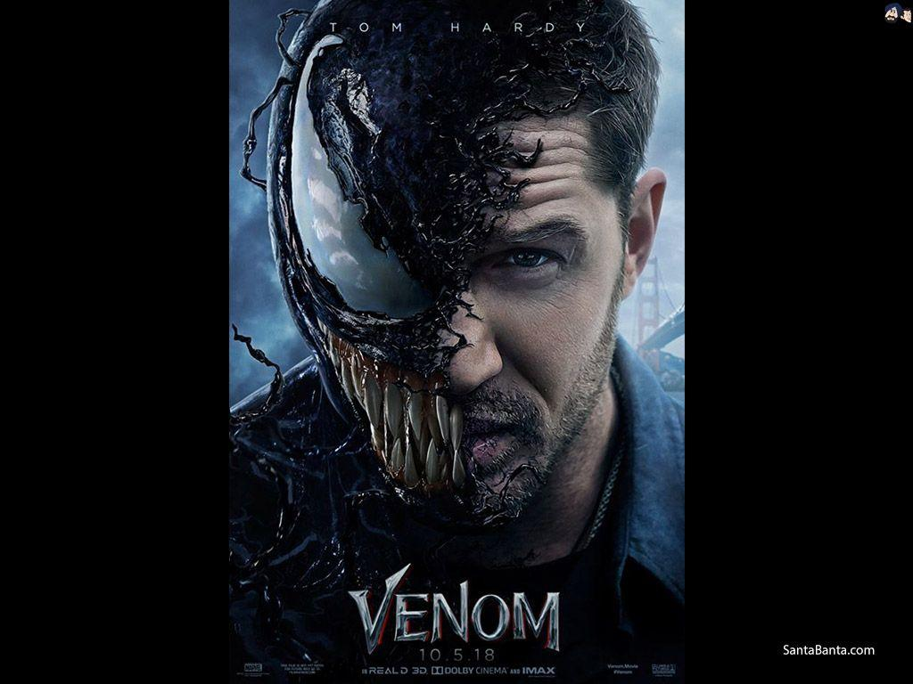 Venom Movie Wallpaper #2