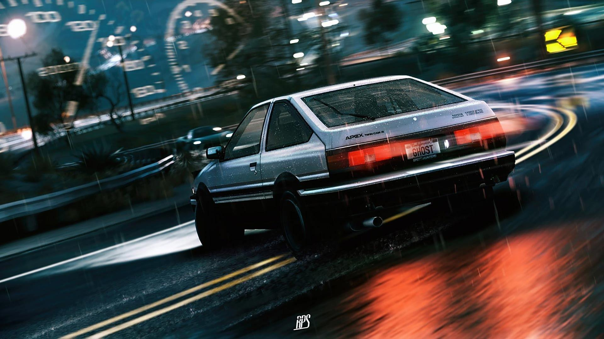 Initial D Hd Wallpapers Wallpaper Cave