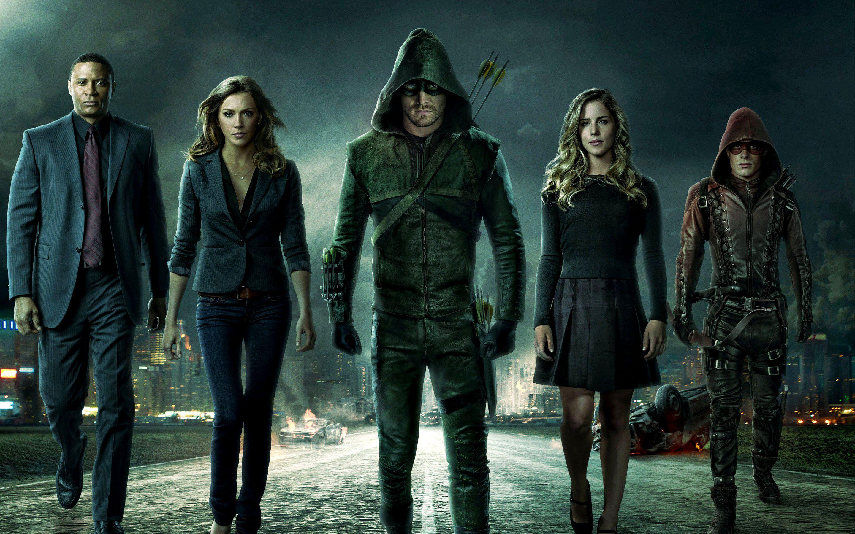 Arrow Serie Staffel 3