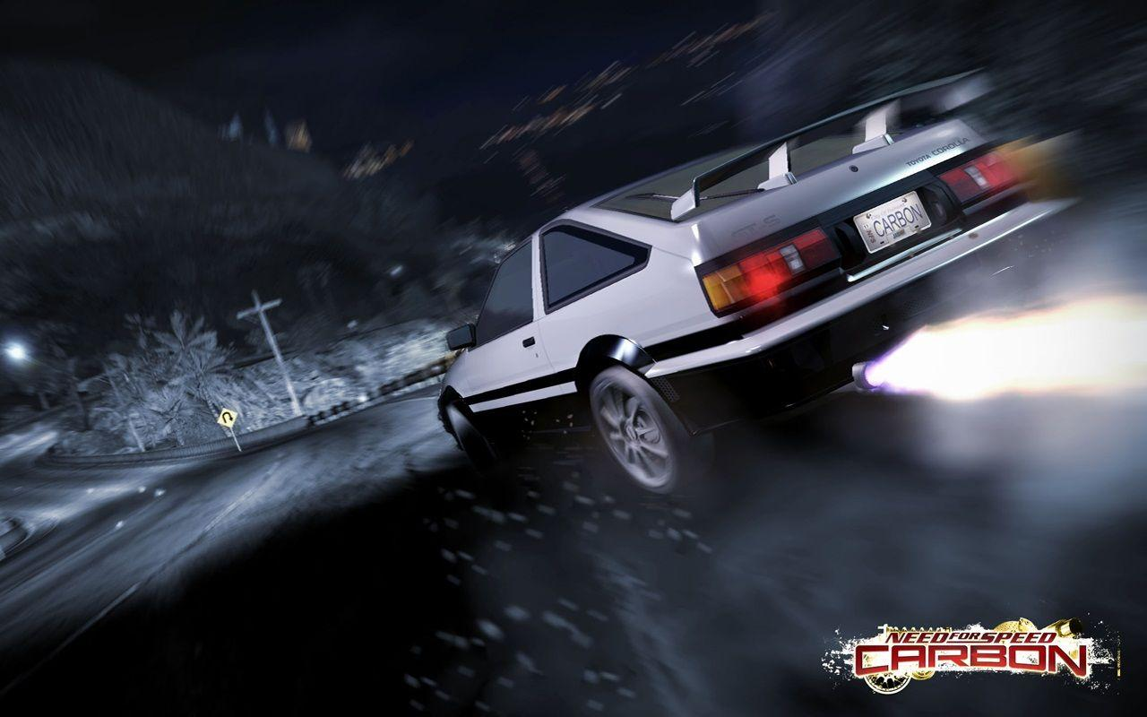 Initial d hd wallpapers wallpaper cave - Ae86 initial d wallpaper ...