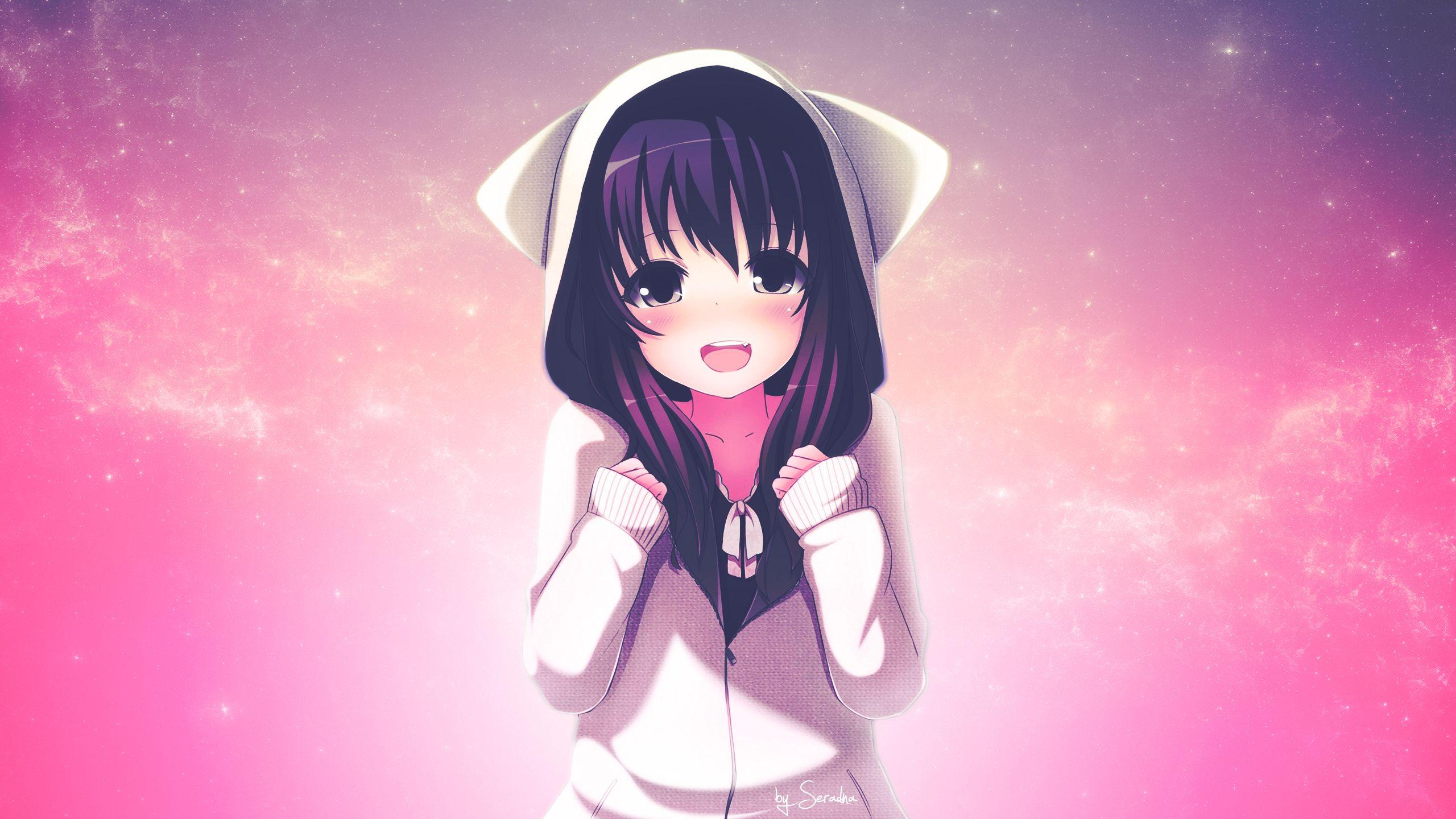 Wallpaper of cute anime girls cute anime girl wallpaper qygjxz
