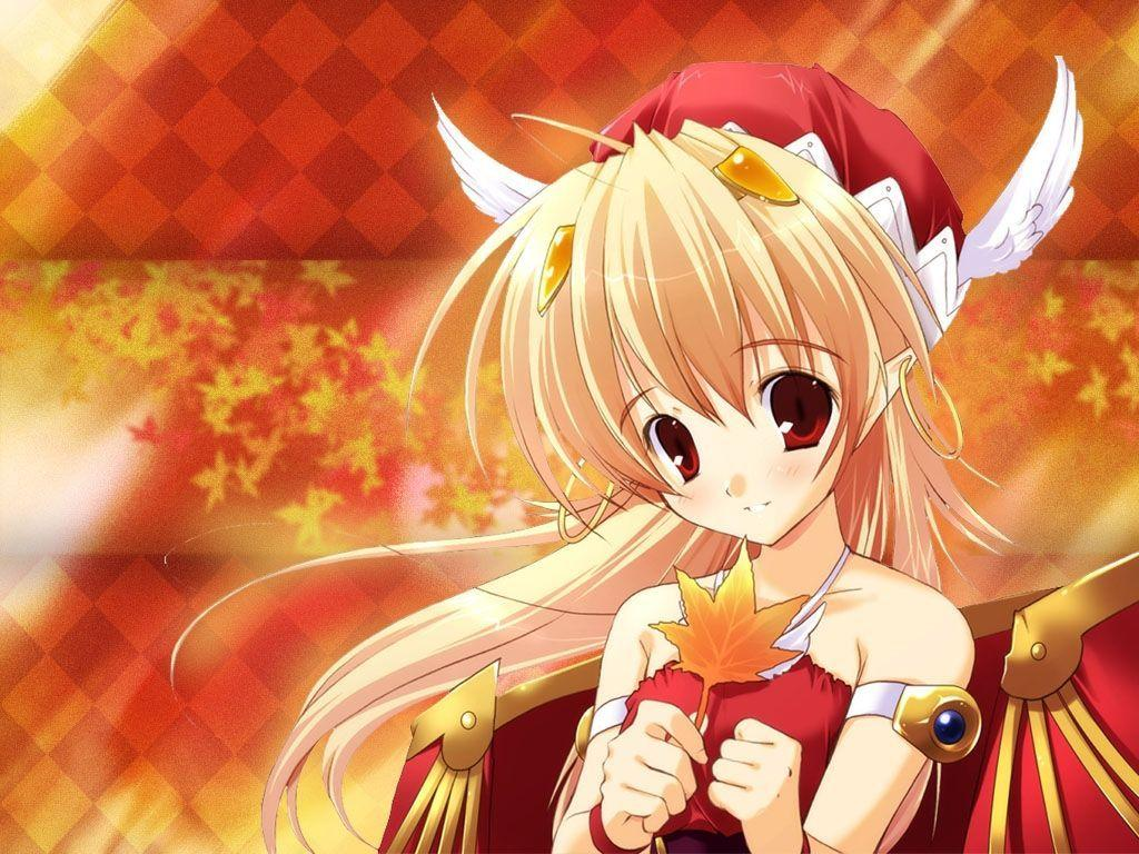 Cute Anime Girls Wallpapers Wallpaper Cave