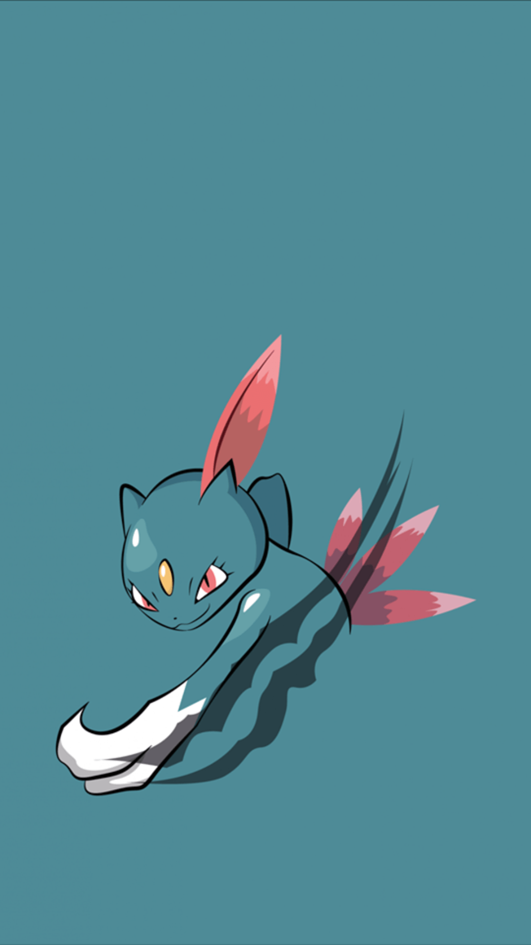 Download Sneasel 1080 x 1920 Wallpapers - 4684071 - POKEMON ...