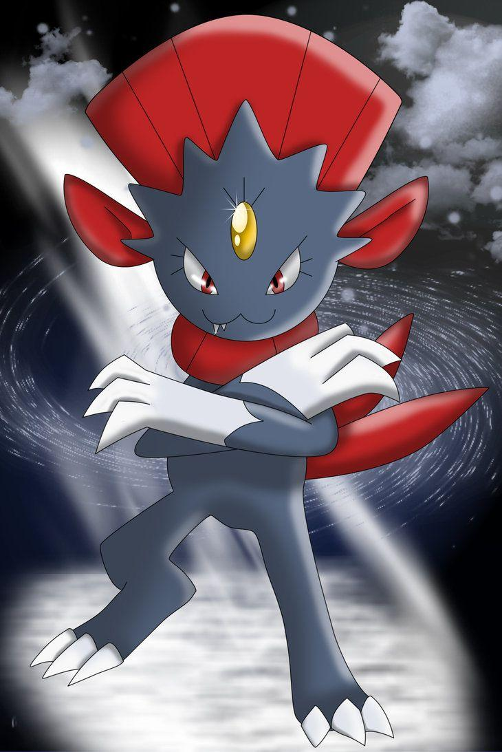 Sneasel And Weavile Club image Weavile HD wallpapers and backgrounds