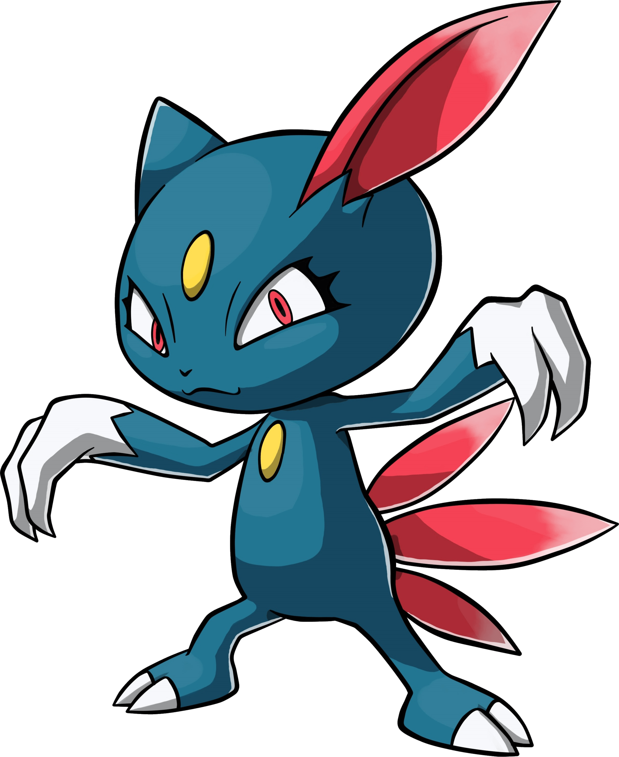 Sneasel | Pokémon Wiki | FANDOM powered by Wikia