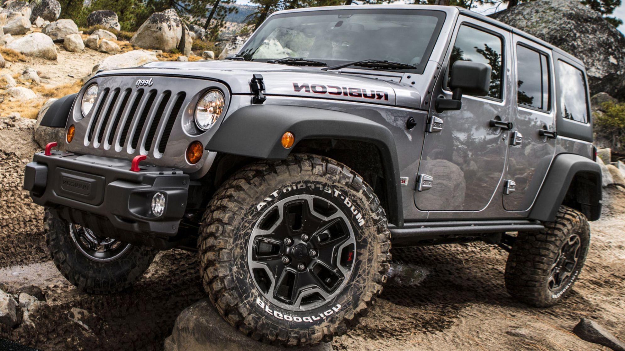 2018 Jeep Wrangler Diesel Desktop Wallpapers