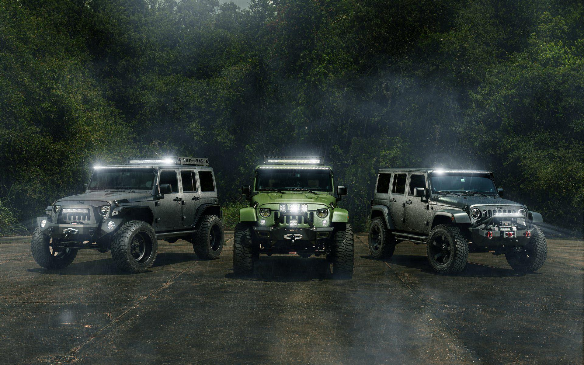 Jeep Wrangler Wallpapers 51+