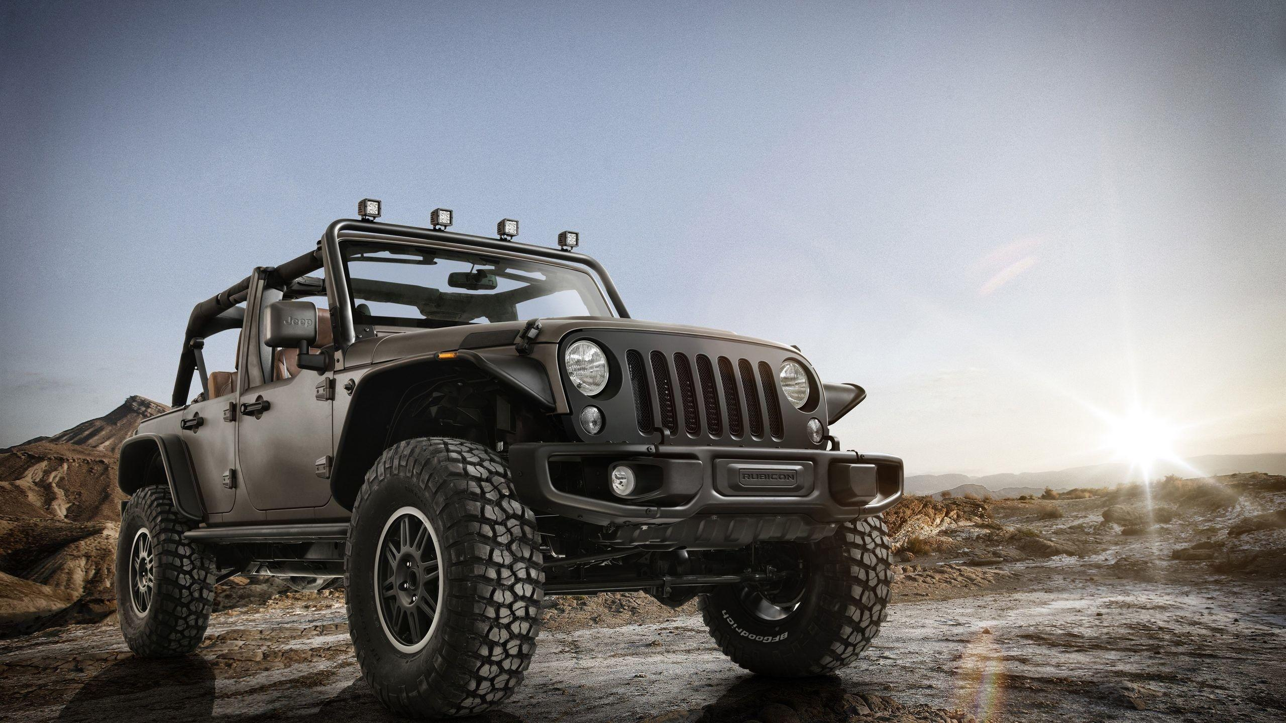Jeep Wrangler Wallpapers HD