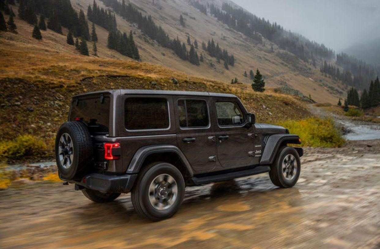 Official: 2018 Jeep Wrangler JL Specs, Info, Wallpapers...
