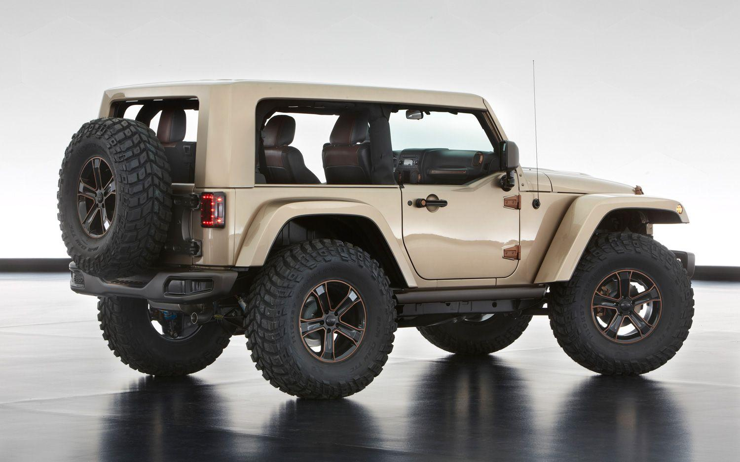 2018 Jeep Wrangler to keep solid axlesTopline Magazine