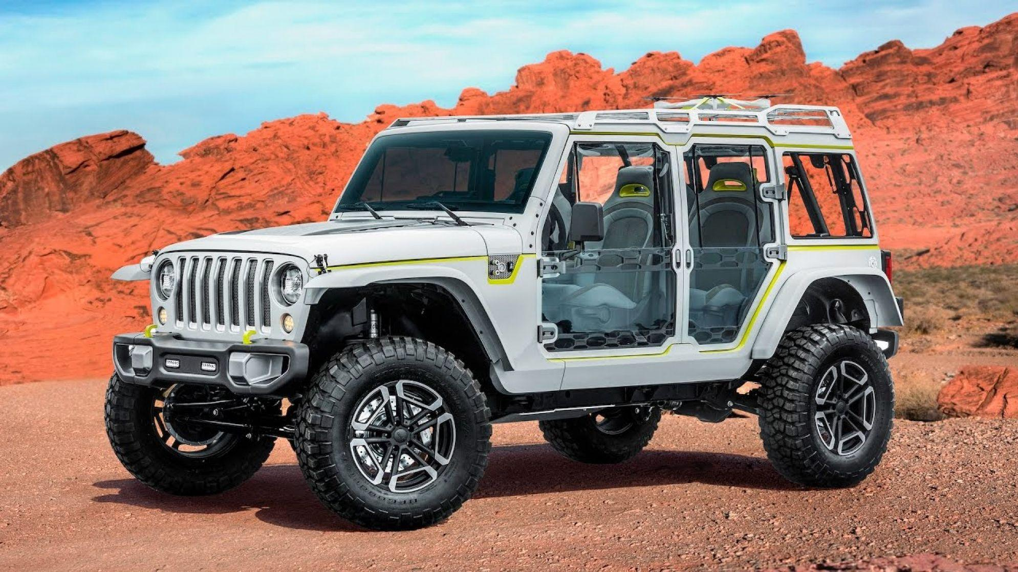 2018 Jeep Wrangler Grille Android Wallpapers