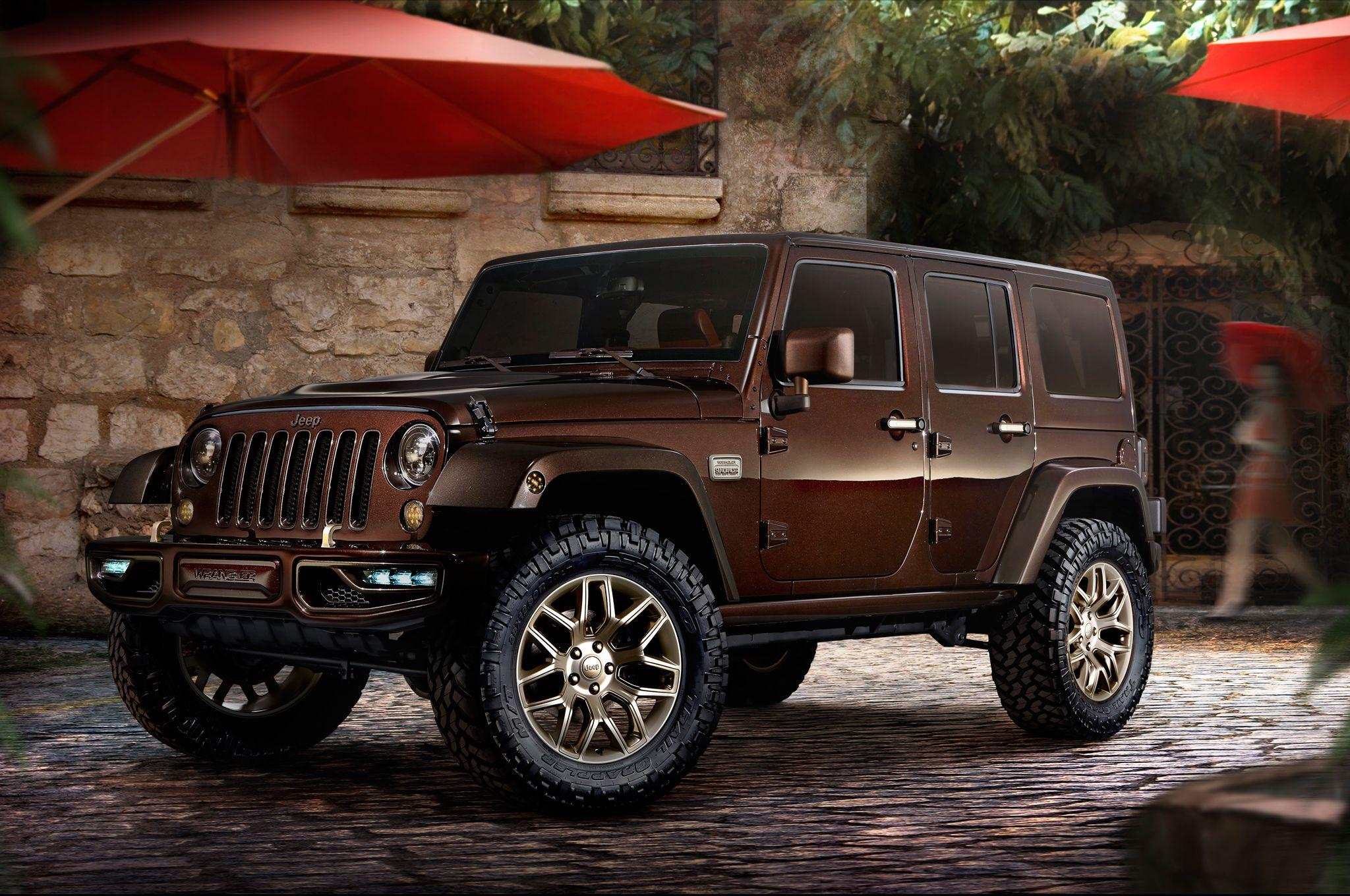 2018 Jeep Wrangler HD Wallpapers