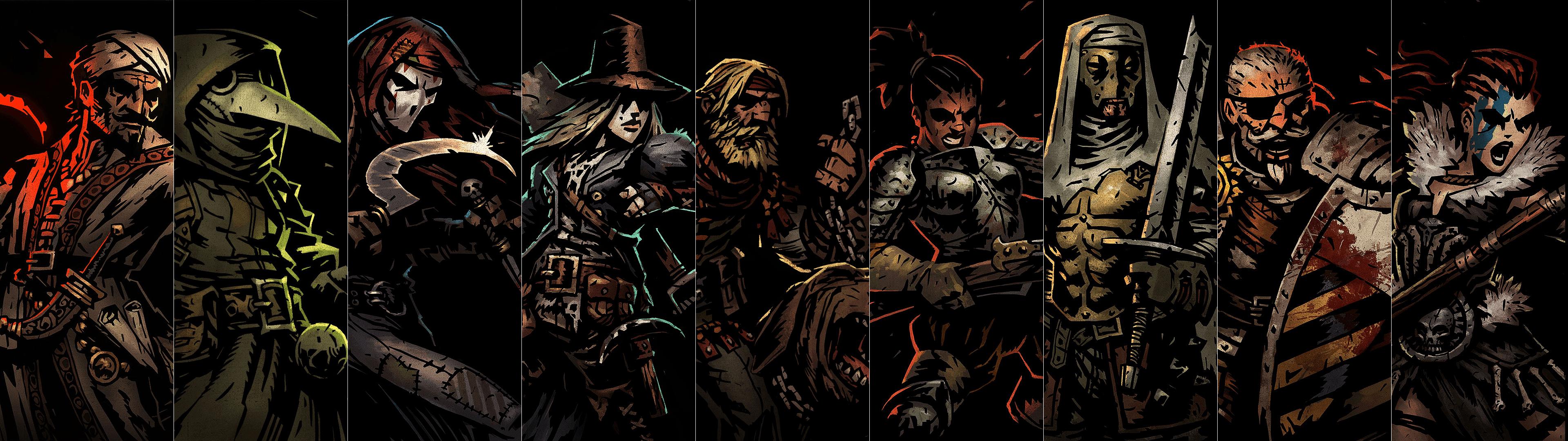 Darkest Dungeon Wallpapers - Wallpaper Cave