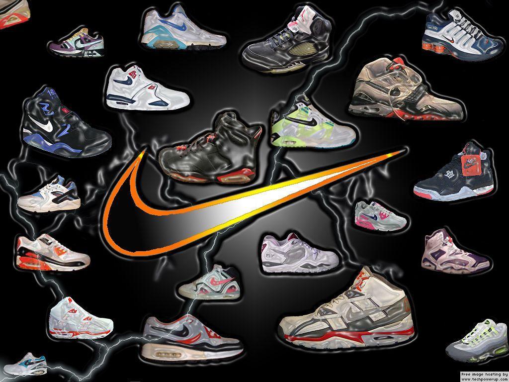 Jordan Shoes Wallpaper - BDFjade