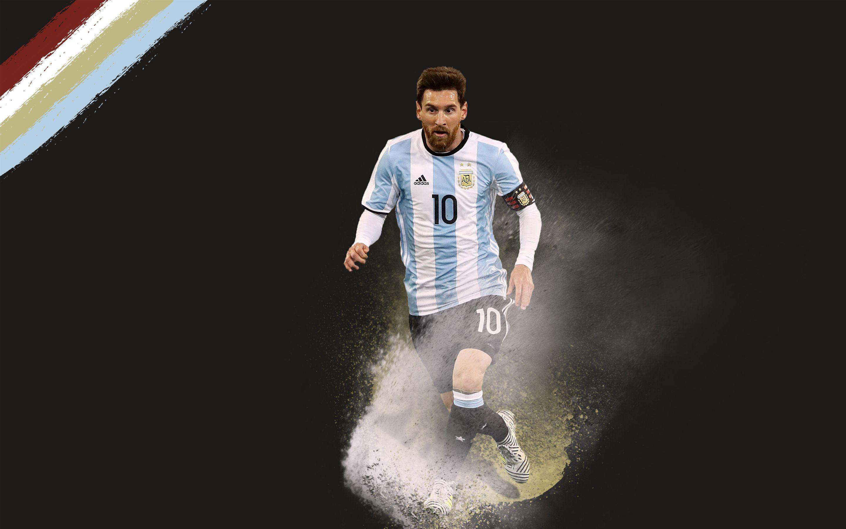 Lionel Messi HD 4K Wallpapers