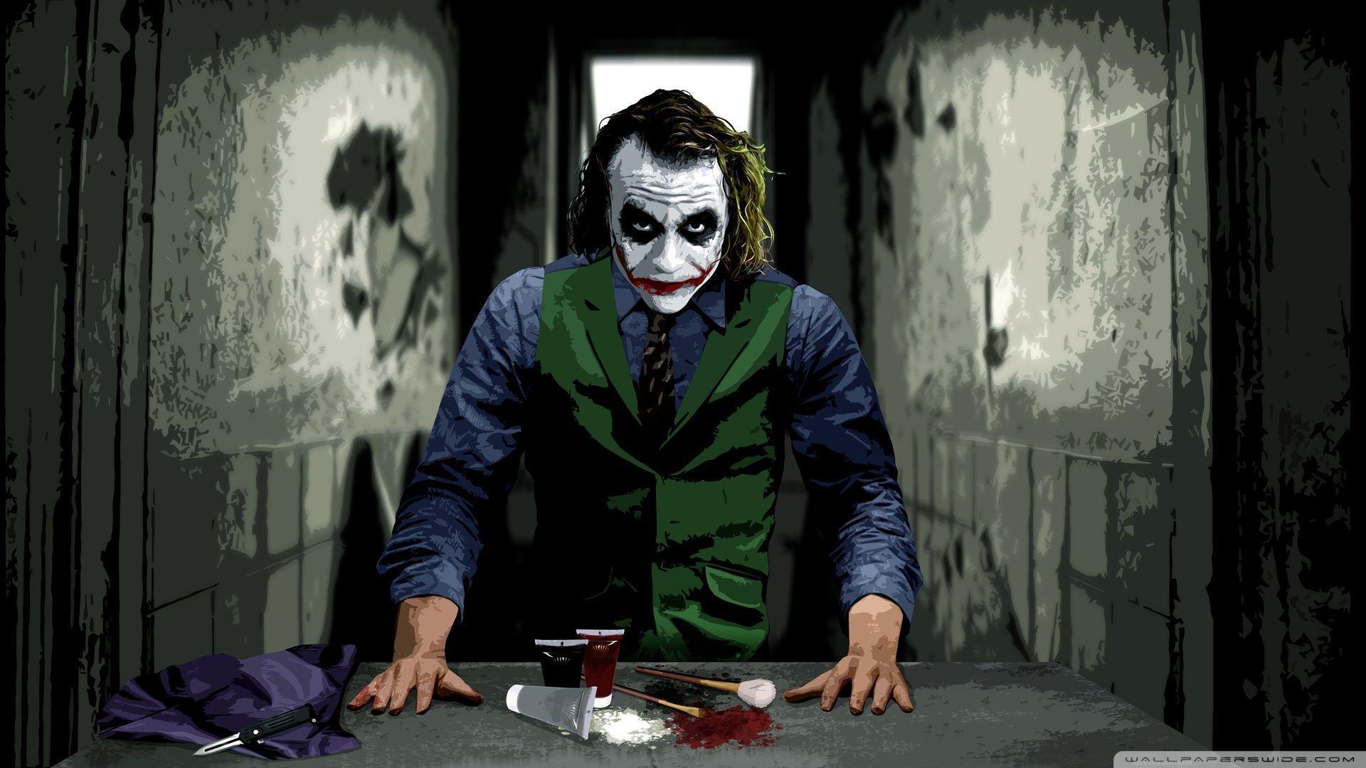 Heath Ledger Joker Wallpaper Hd Amnet