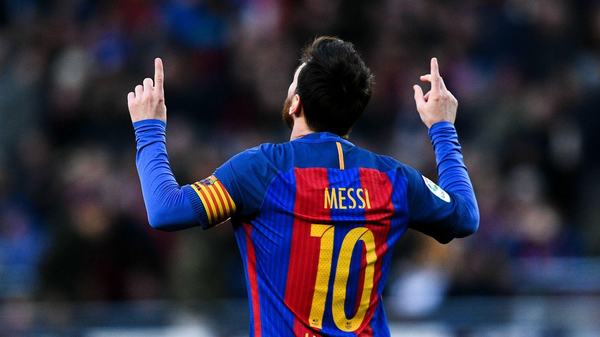 Wallpapers Messi 4k