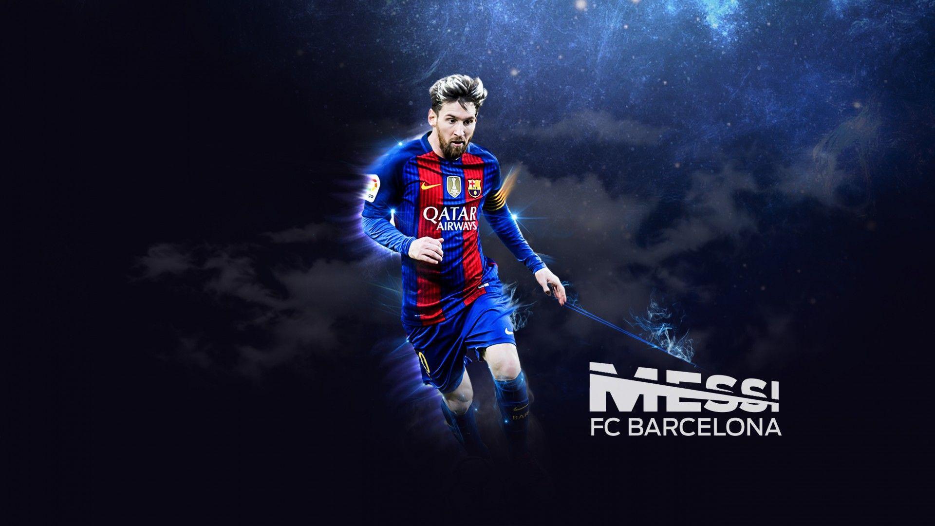 Lionel Messi FC Barcelona Footballer Wallpapers