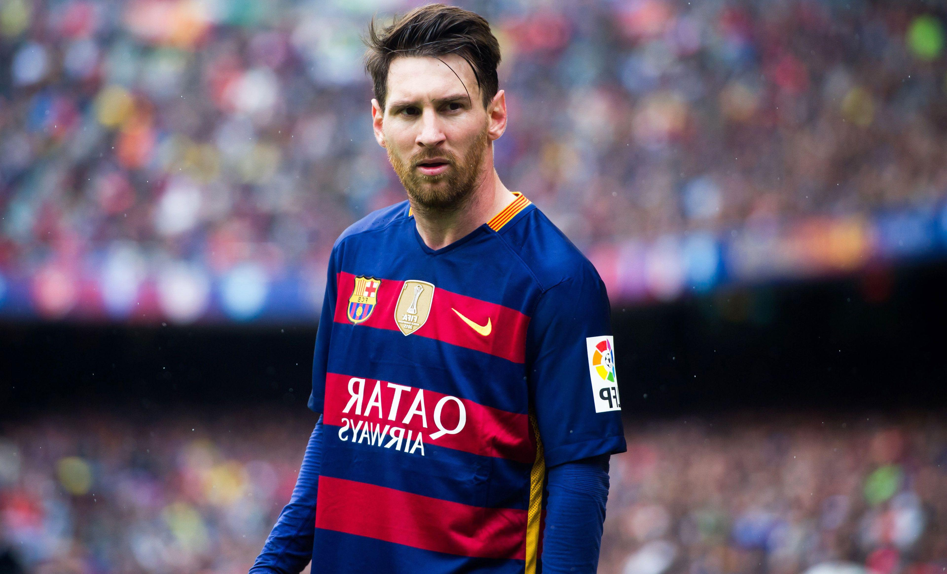 Lionel Messi 4K Wallpapers