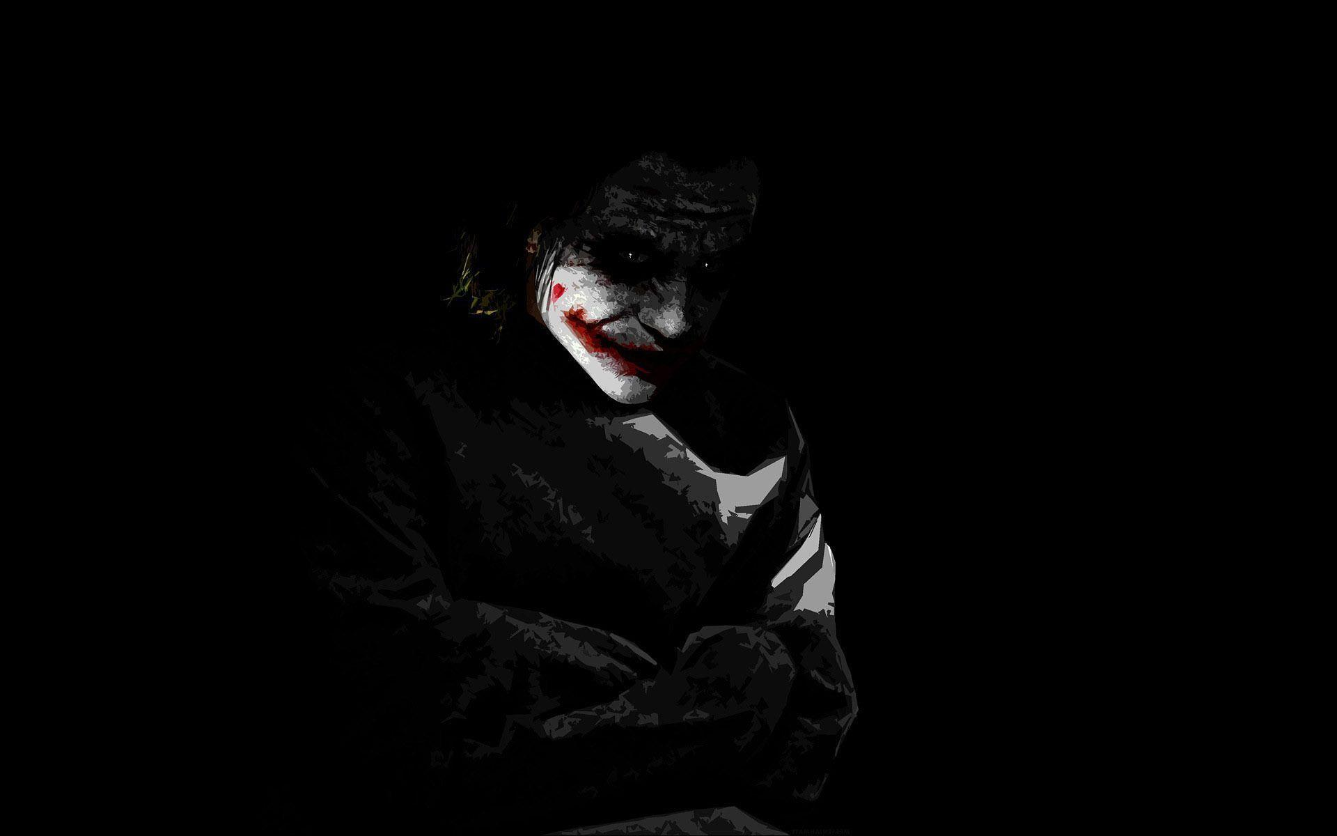 Joker Hd Wallpapers: The Joker Heath Ledger Wallpapers