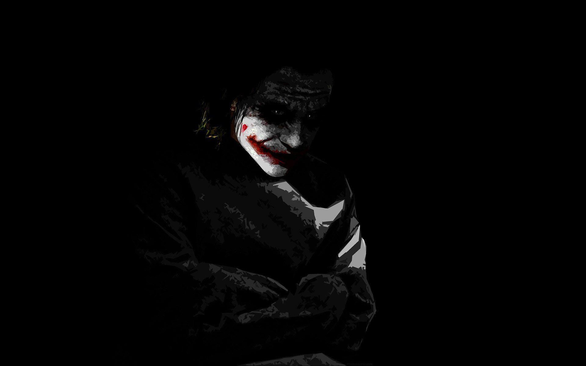 The Joker Heath Ledger Wallpapers