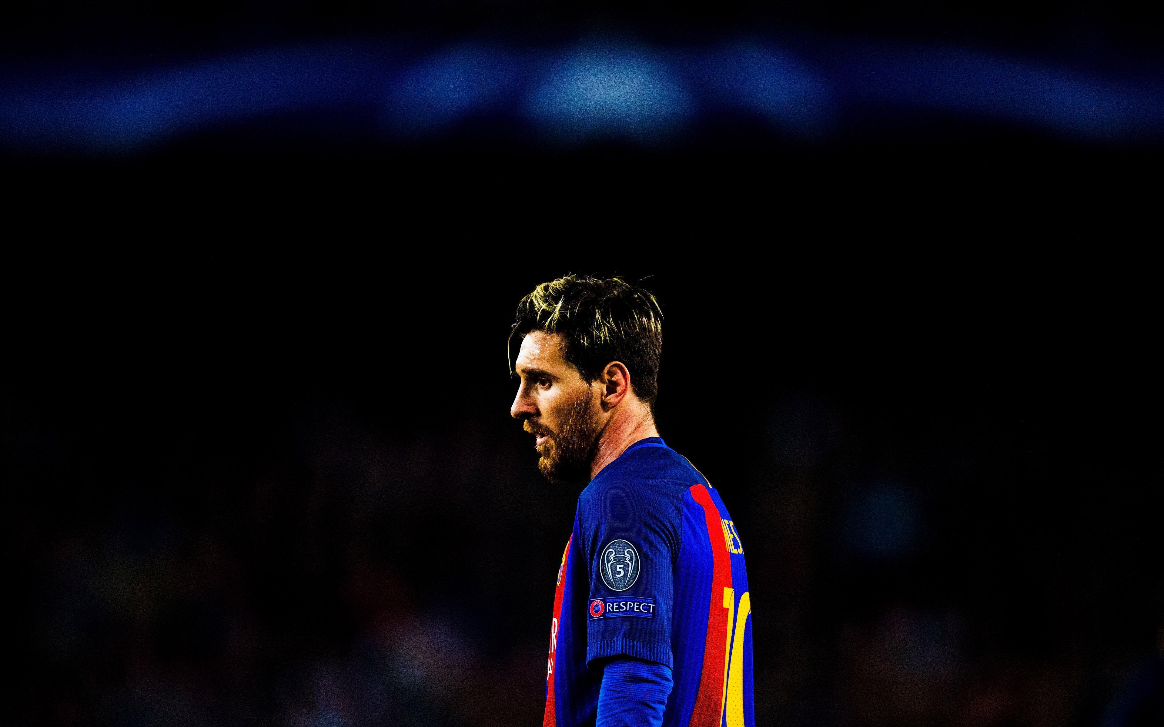 Download wallpapers Lionel Messi, 4k, match, football stars