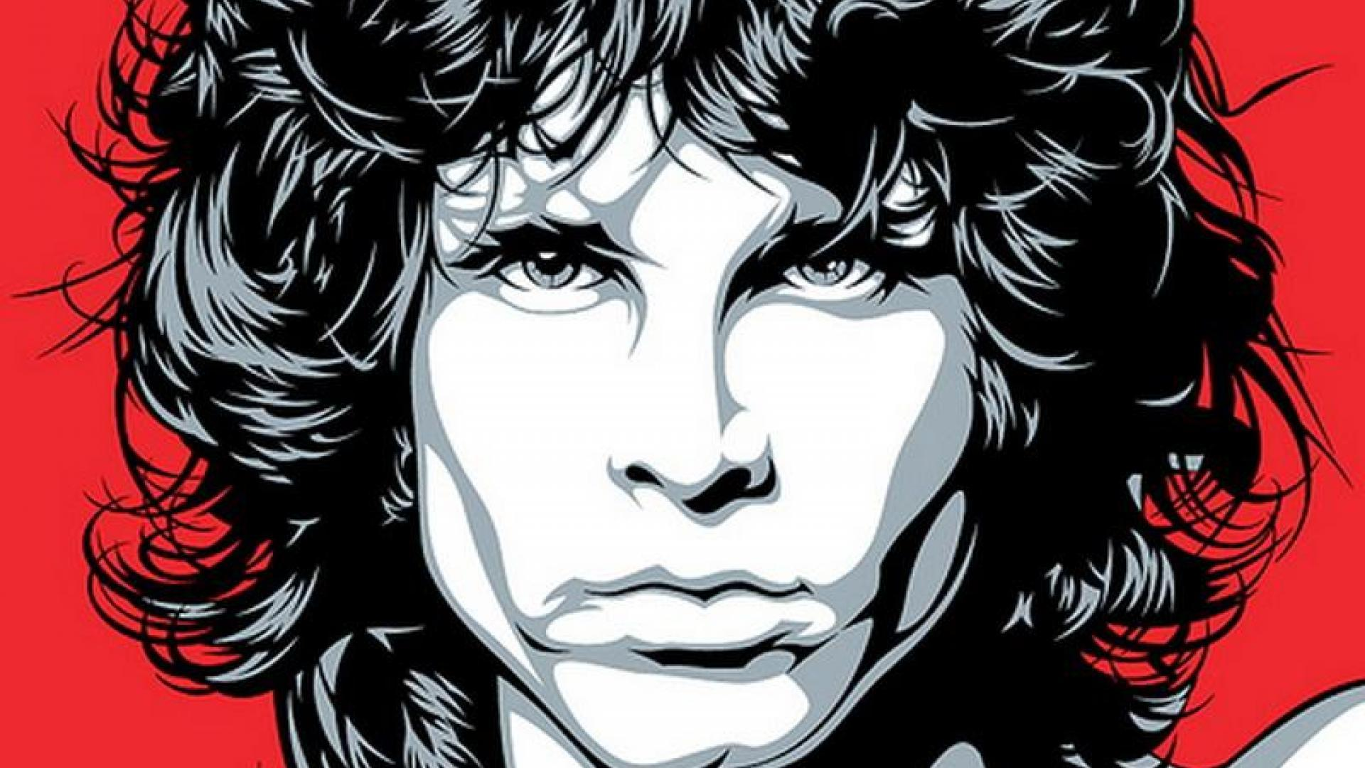 Jim Morrison Wallpapers by Colin Fichtner on FL