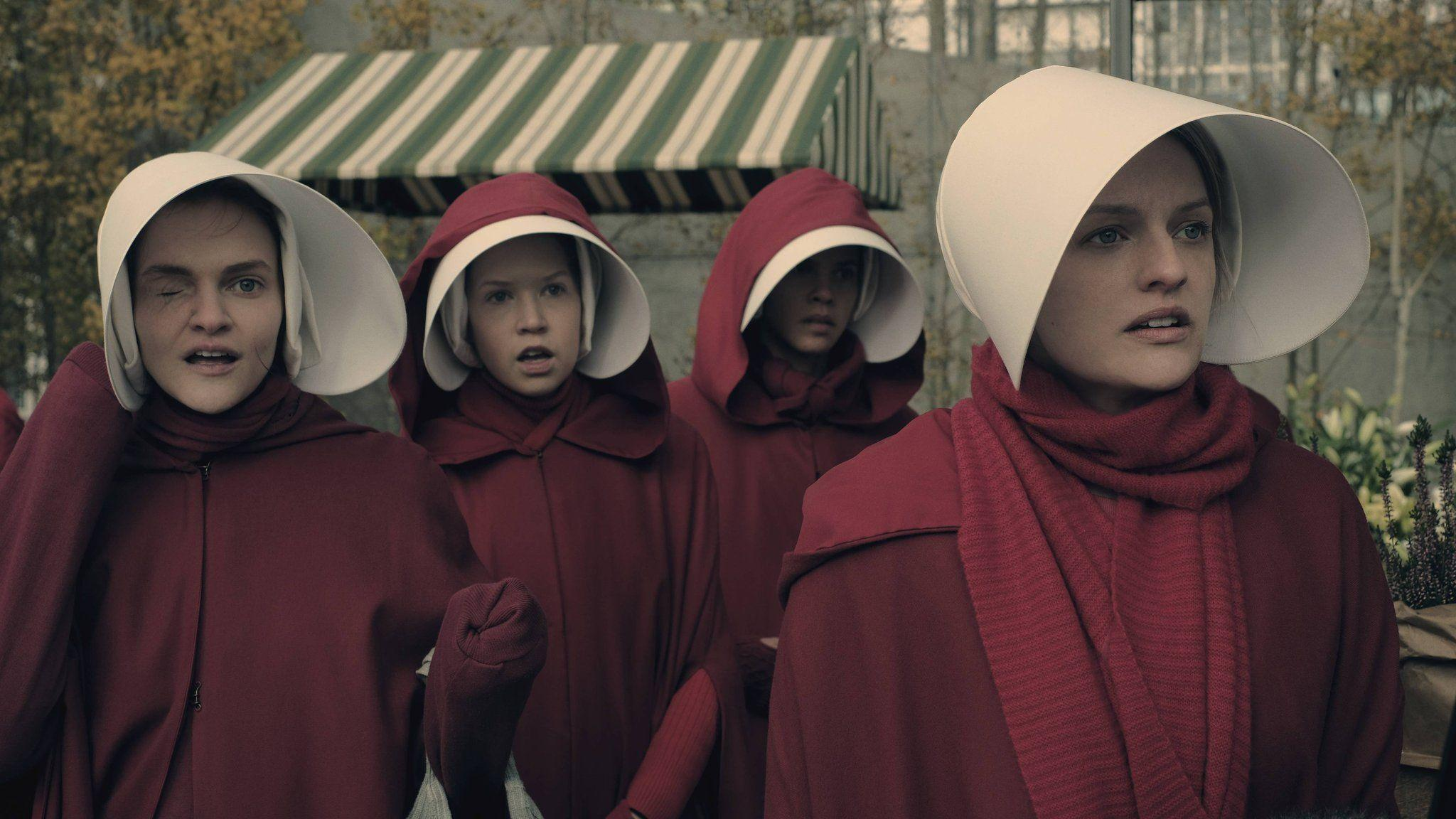 How Does The Handmaid's Tale Book End? | POPSUGAR Entertainment