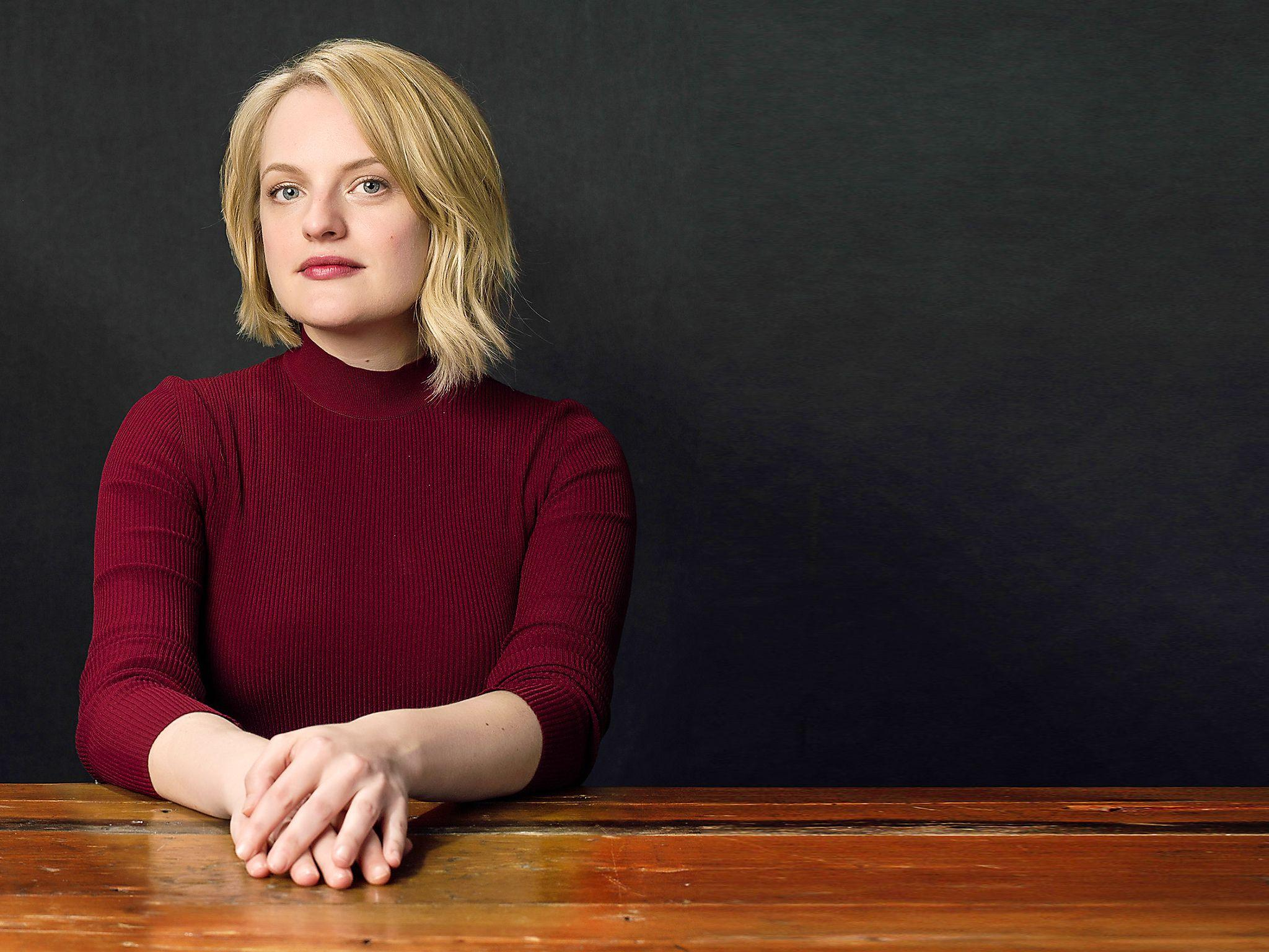 Elisabeth Moss on The Handmaid's Tale, Margaret Atwood and Mad Men ...
