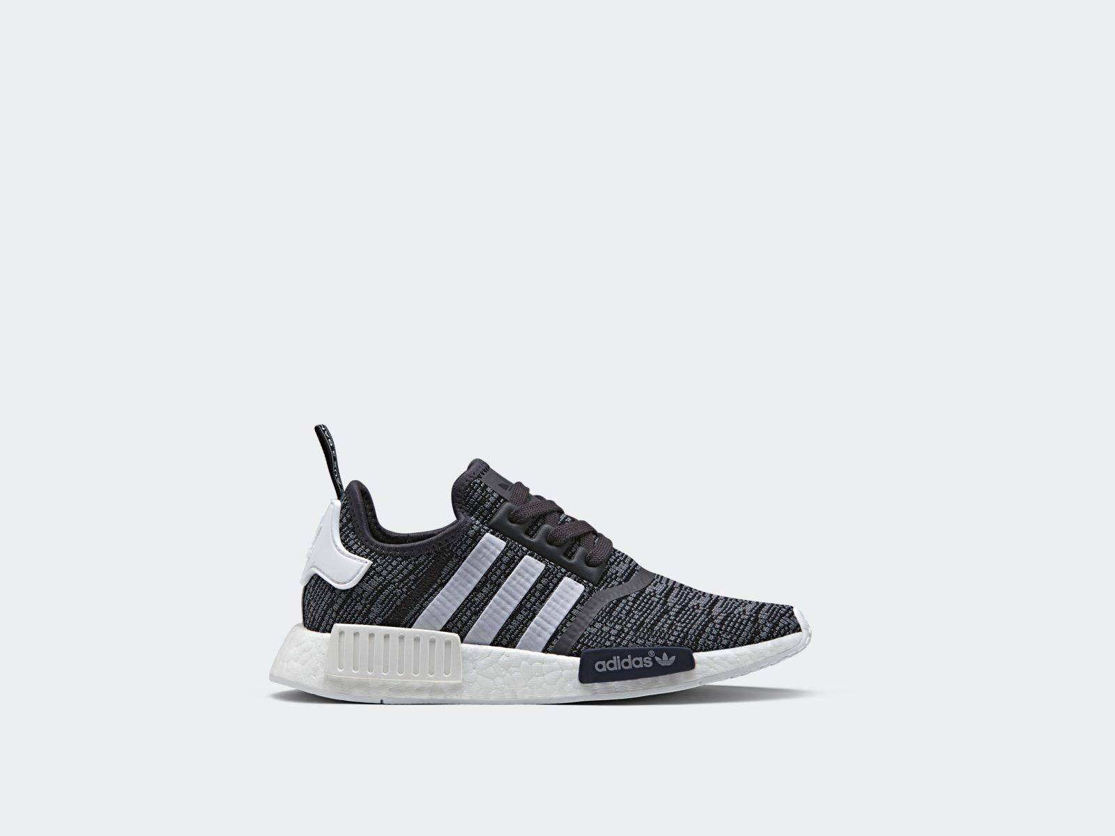 """edc002c796608 The Clean   Gorgeous adidas NMD R1 """"Midnight Grey"""" Drops Next Month ."""