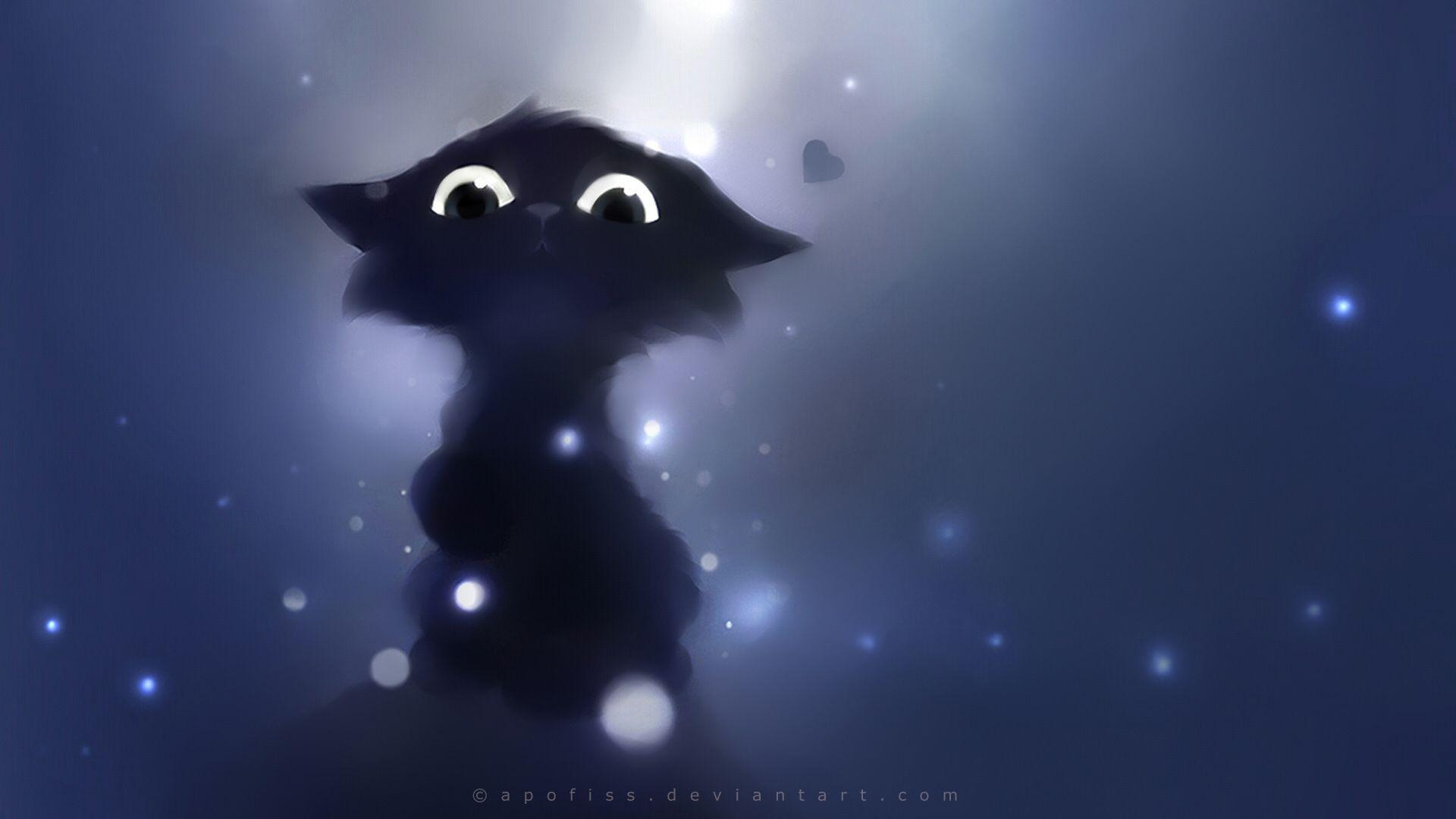 Anime Animals Wallpapers Wallpaper Cave