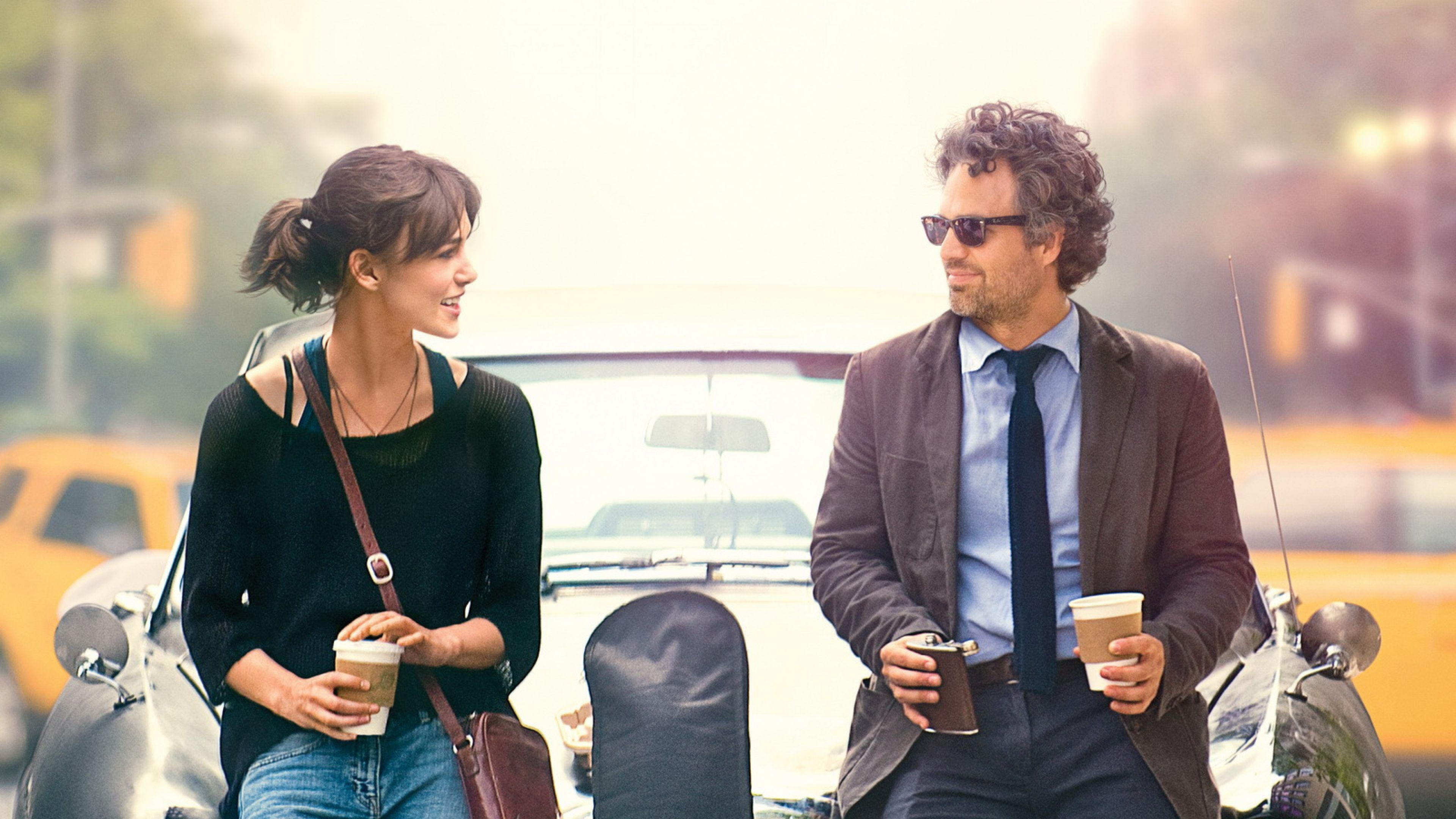 Download Wallpapers 3840x2160 Begin again, Haley staynfeld, Keira