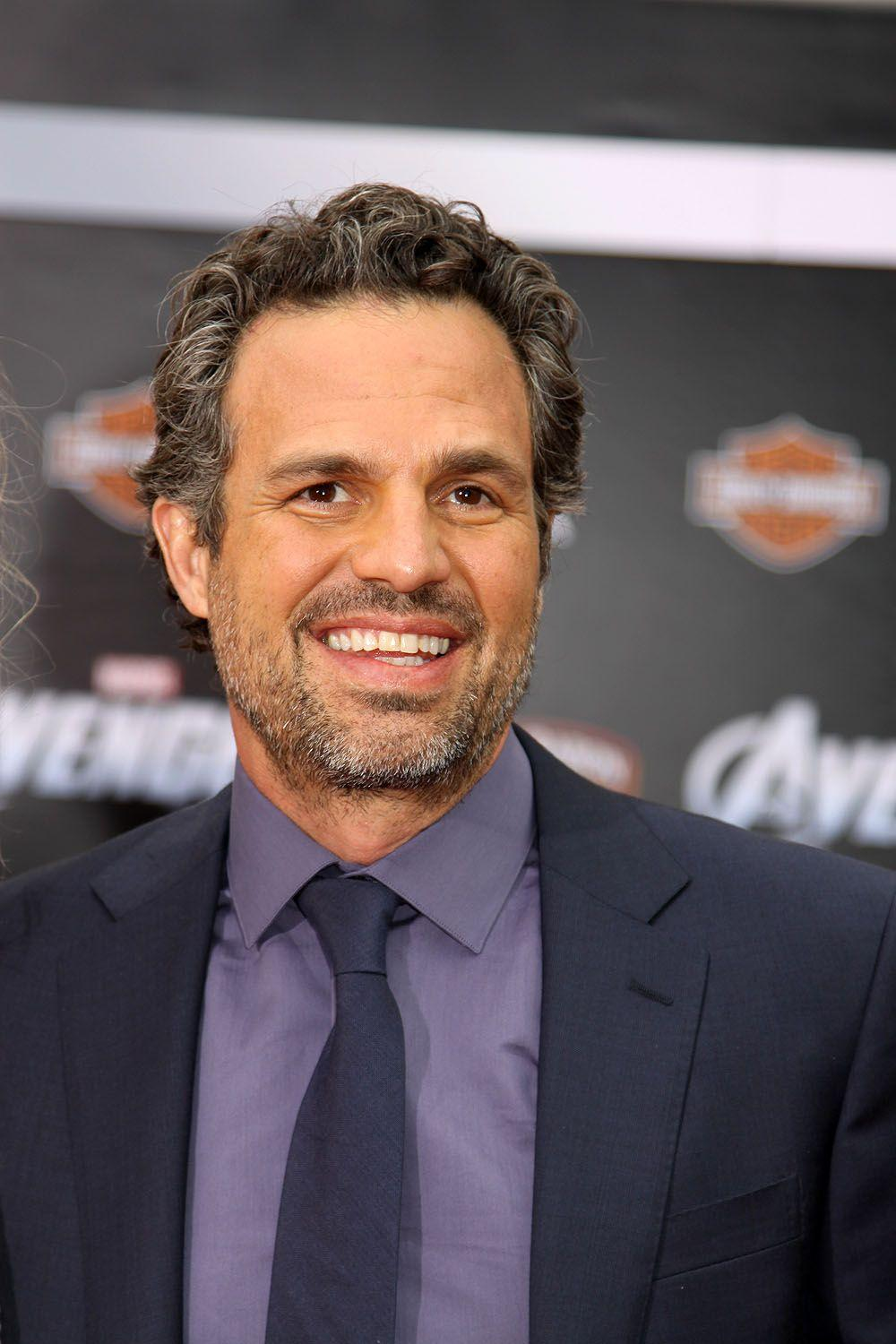 Mark Ruffalo at the World Premiere of MARVEL'S THE AVENGERS