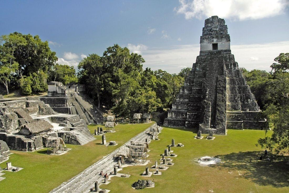 Tikal National Park - Sights
