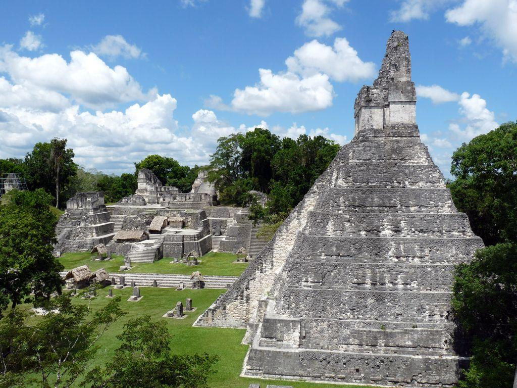 Belize Day Tours: Tikal National Park | Lower Dover Field Journal