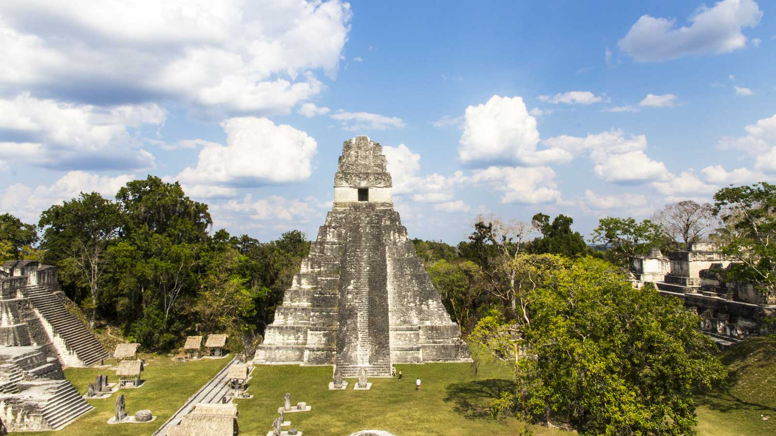 Tour Tikal by bus | Palasan Tour