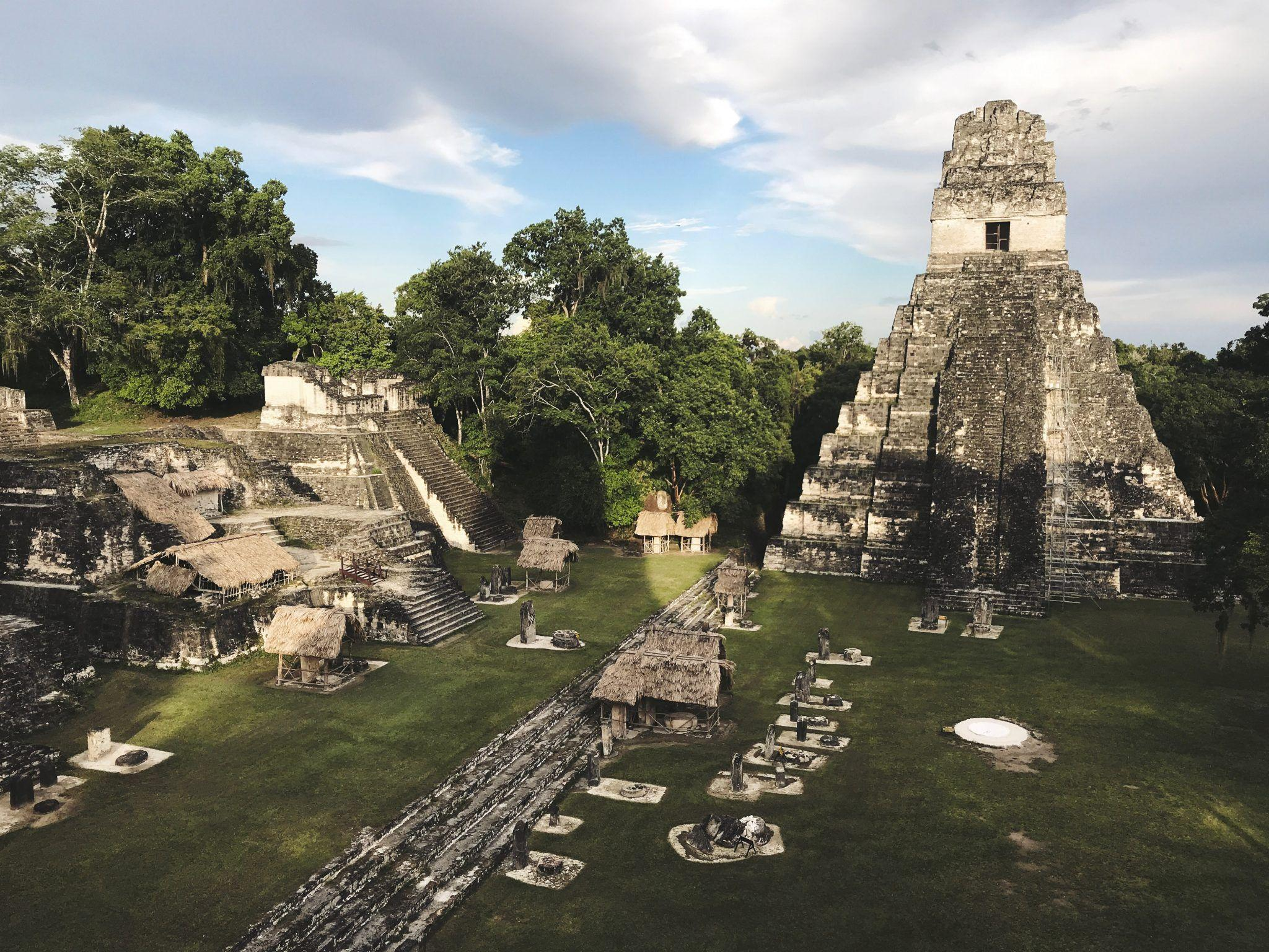 Tikal and Peten Region