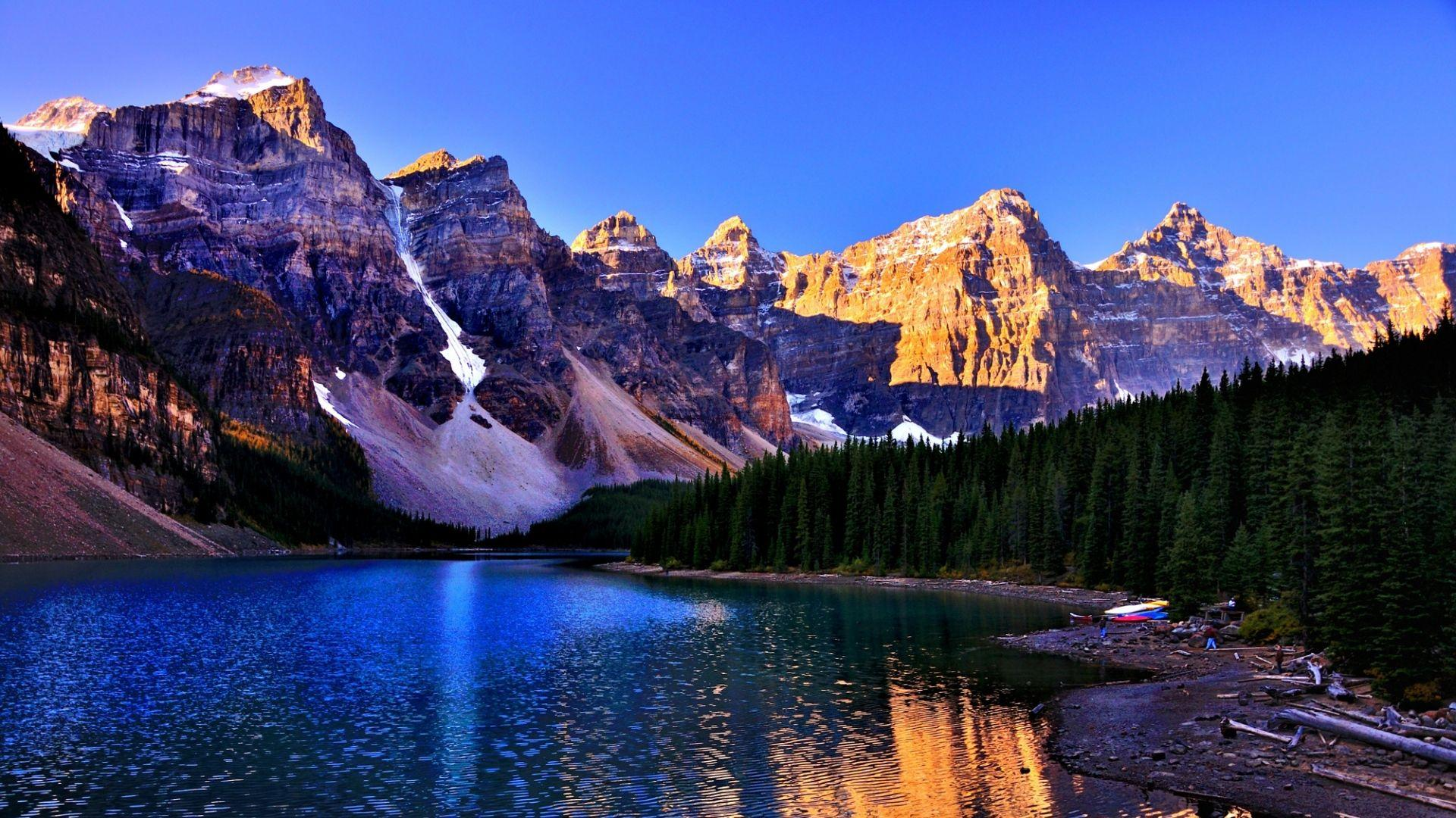Banff National Park Wallpapers Download Wallpapers 1920X1080 Banff