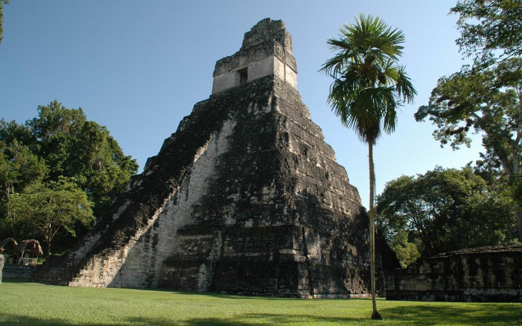Tikal is one of the largest archaeological sites and urban centres ...